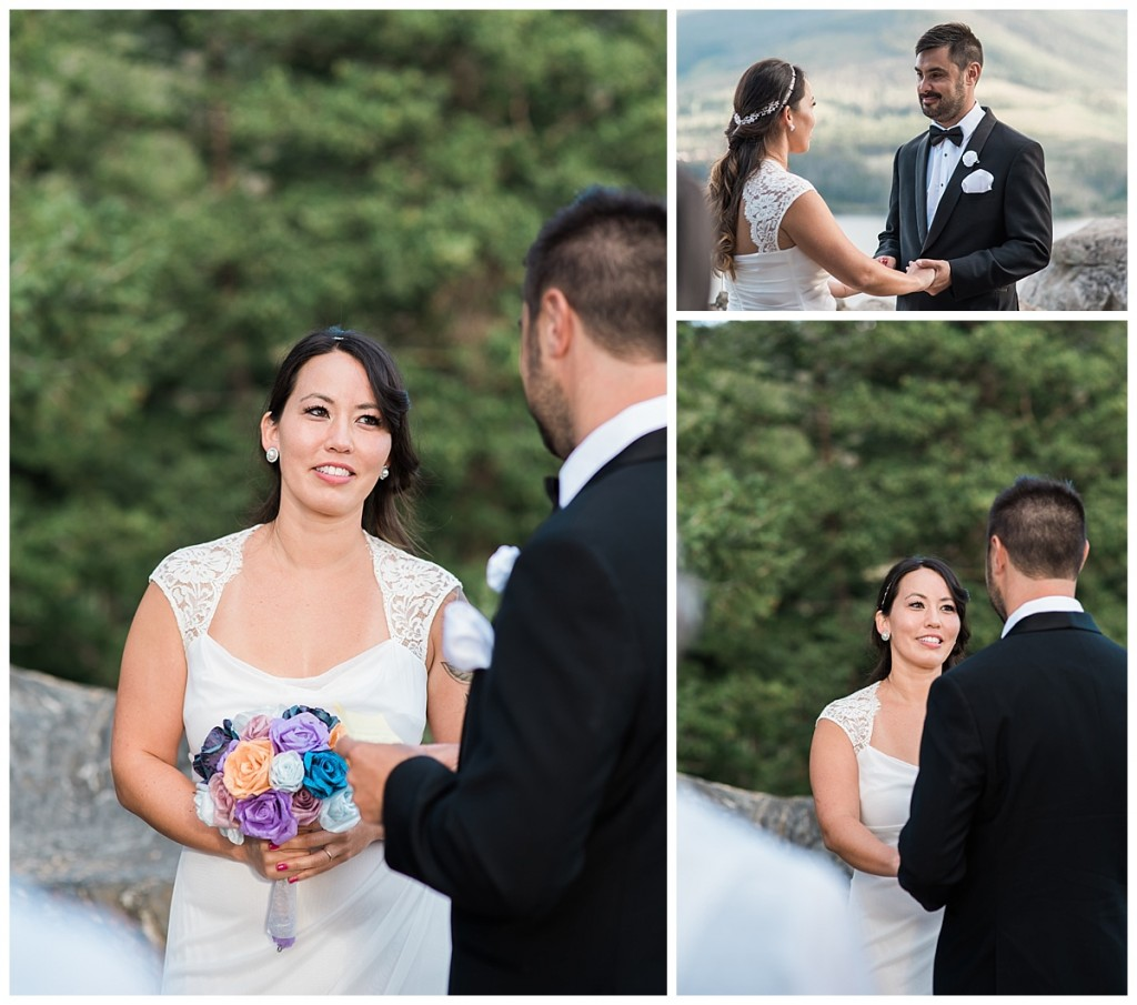 Sapphire Point Lake Dillon Frisco Coloraod Elopement Wedding Photographer