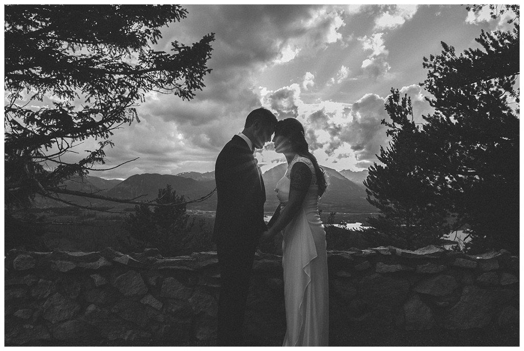 Nikon Film Colorado Wedding Destination Elopement Photographer Mountains